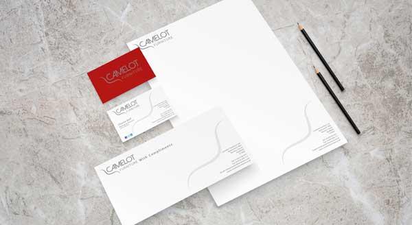 Camelot Branding & Identity